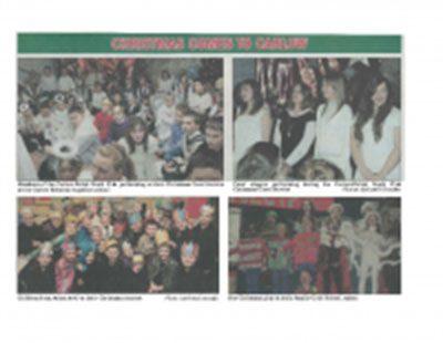 1. Christmas comes to Carlow